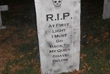 halloween / by Vicki McCoy