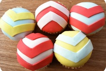 Cupcake Love! / Who doesn't love cupcakes! / by Ashley Nicole