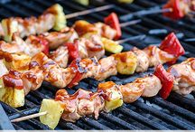 On the Grill / by Brittany Hamann