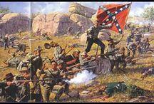 War - The United States Civil War / 1861-1865 / by Steven Owen