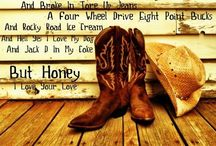 country love / by Pamela Roque