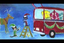 Christmas stuff / by Dawn Hobbins