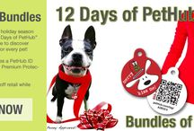 Holiday Gift Sets / PetHub is proud to feature 12 very special holiday gift sets. Pawsome pet products from some of the best in the industry! / by PetHub gets lost pets home faster.
