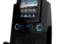 Singing Machine Dock / Singing Machine products made for your favorite electronics- go ahead and spoil them, you know you want to! / by Singing Machine