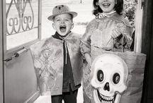 Vintage Halloween / by Jeannie Holston