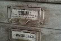 my drawer obsession! / by Tricia Everett
