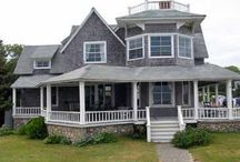 Wrap around porches / by Tina Robinson