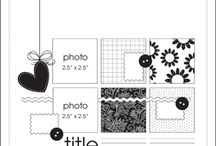 Layouts / by Cathie Hollins