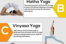 Yoga Yoga / by Michelle Kernen