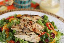 Chicken and turkey Recipies / by Connie Calheta