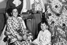 Celebrity Christmas/Vintage / by Kari Badley-Degroot