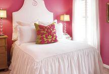 bedrooms / by Pamela Garrett