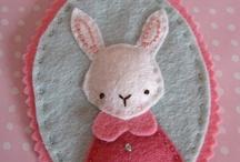 Felt/Wool Crafts / by Beth Talmage