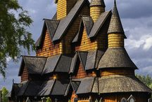 Beautiful buildings / by Laura Symons