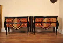 Boulle Furniture / by Canonbury Antiques