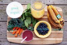 Eating Healthy / Creating healthy lifestyle / by Teresa Rainwater