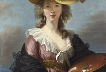 International Women's Day | Celebrate Women in Art / The National Gallery Collection includes celebrated female artists such as Vigée Le Brun, Catharina van Hemessen, Rachel Ruysch, Rosa Bonheur and Rosalba Carriera. / by National Gallery Shops