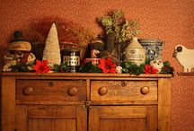 Old Fashioned Xmas / by Deb Lauer