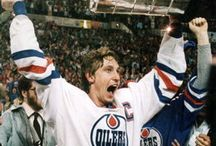 Your Edmonton Oilers - 5 Stanley Cups / Been a fan of the Oil since WHA days and mostly pics of players past and present. / by Lloyd MacKenzie