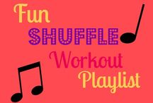 Workout Playlists / Sick of your workout mix? You've come to the right place. #playlist / by espnW