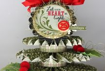 Christmas decorating / by Anne Edenloff