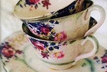 Teacups / by Jo