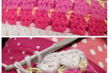 all tangled. time to knit and crochet. / by Sandra Bexten-Ketcham