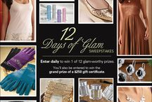 12 Days of Christmas Giveaway! / by ukpanic77
