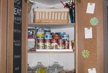Kitchen Ideas / by The Not So Perfect Housewife Blog