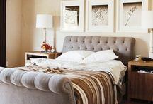 Home-Bedrooms / by Paula Toruño