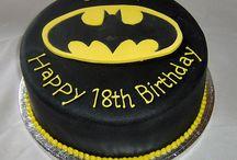 Batman Birthday / by Megan Jutras