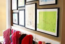 Gallery Art / by Mary @ At Home on the Bay