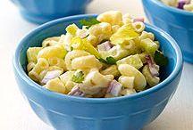 Salads / by Stacy DeJonge