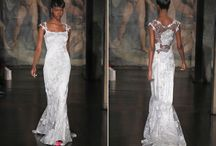 Wedding dresses / by Liselle Chisenhale-Marsh (Gaynes Park)