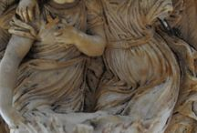 Angels Statues and,Paintings / by Bettie Felder