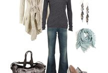 My Style.   / Sneak Peak into my Closet and/or my Shopping List. / by Deanna Zimmer