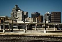 Greensboro Skyline / by Visit Greensboro
