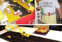Construction party ideas / by Connie Allen