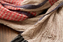 Clothing - shawls and scarves / by Kristin Freeman