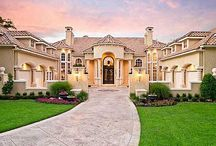 Mansions / Mansions and Beautiful Homes / by Boutique Website Design