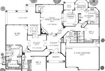 House plans / by Molly Losing