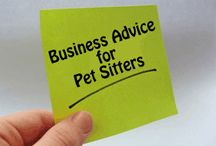 Business info for Pet Sitters / Business articles from PetsitUSA and elsewhere, all with information to help pet sitters and other care professionals operate their business. / by PetsitUSA Pet Sitter Directory