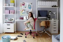 Work Space - IKEA FAMILY LIVE / by live from IKEA FAMILY