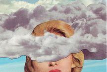 sky hi / by fiona M