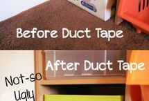 Duct Tape Crafts / by Yvette Chavez-Yates