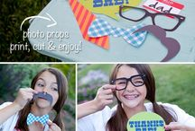 Father's Day Printables / From cupcake toppers to Father's Day coupons...you're sure to find a free printable for Dad! / by BudgetDiet