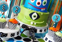 Party-Monsters / by Kathleen Boland (Pro Organizer)