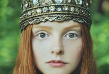 Medieval Enchantment / Anything that relates to medieval, renaissance, and fantasy.  / by Cindy Magee