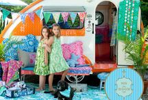 Caravans & Campers / by Michelle Parsons