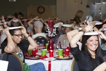 grandmas Christmas party / by Wifey Mommy